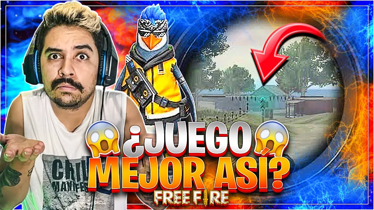 JUEGO CON PRECISO POR PRIMERA VEZ EN FREE FIRE