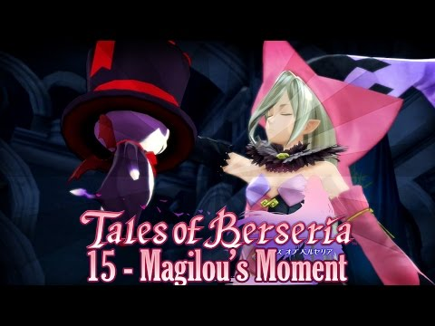 Let's Play Tales of Berseria w/ ShadyPenguinn | Part 15 Magilou's Moment!