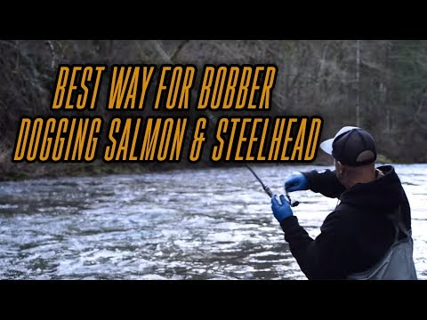 Best Way To Bobber Doggin for Salmon & Steelhead