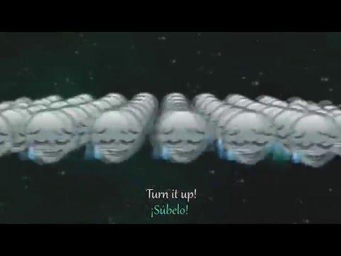 Skrillex - Recess with Kill the Noise, Fatman Scoop  (Lyrics - Sub. Español)