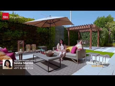 Luxury Apartments in The Heart of Dubai -  Sobha Hartland at MBR City