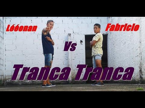 Tranca Tranca - Banda Hashtag ( Leonan Alves Ft: Fabricio)