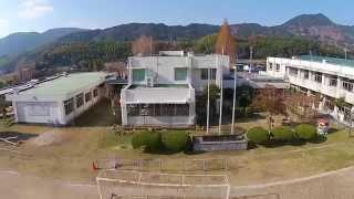 ヤマガ空撮 - 熊本県山鹿市立内田小学校【空撮】