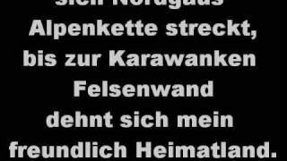 Kärntner Heimatlied (Kärntner Landeshymne)