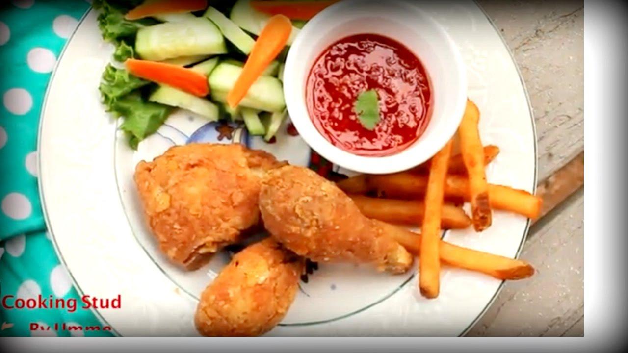 Bangladeshi chicken jhal fry recipe chiken recipes bangladeshi chicken jhal fry recipe ccuart Image collections