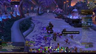 World of Warcraft: Legion - Insurrection END storyline of Suramar 7.1 - 1080p 60fps - no commentary