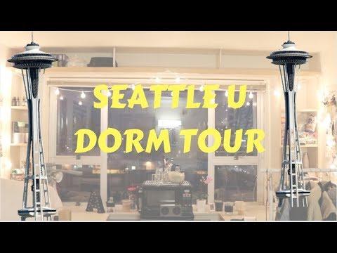 DORM TOUR || SEATTLE UNIVERSITY