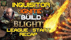 Ignite Buffs are LEGIT, Can't Get Enough of Blight - Path of Exile: 3.8 Start Recap