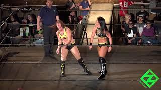 Kylie Rae vs. Tessa Blanchard - Women's Championship - Zelo Pro Arrival