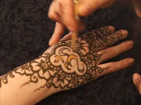 Mehndi Body Art Quality Henna : Henna mehndi from hasina body art youtube