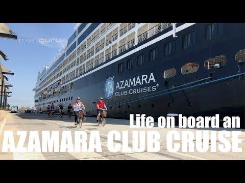 Azamara Journey Cruise Ship Stats: Review, Photos ...