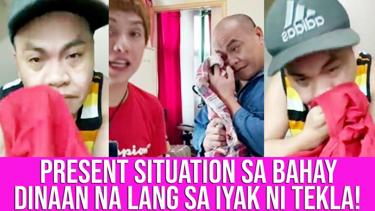 Download Super Tekla NAPALUHA ng MAKITA ang PRESENT SITUATION sa BAHAY NYA na INIWAN ni Michelle!