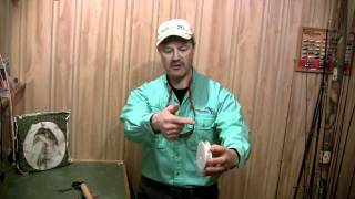 How to Spool a Baitcasting Reel - How to Spool Baitcasters to Avoid Birdsnests and Line Twist