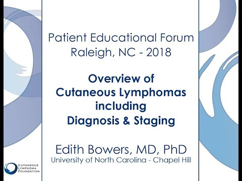 2018 Raleigh PEF: Overview of Cutaneous Lymphoma