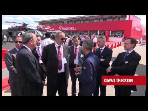 Finmeccanica at FIA 2014 - Day 3 Highlights