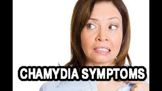 Early Signs of Chlamydia in Both Sexes and Symptoms