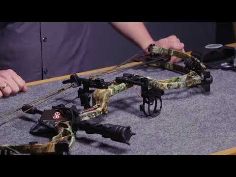 Obsession Hashtag Compound Bow Package