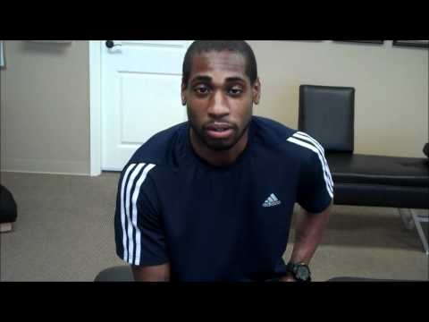Olympic Medalist Andretti Bain Talks About Peterson Chiropractic