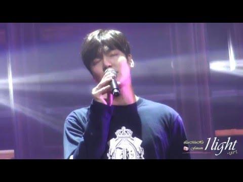 20160116 Minoz World Talk Concert  Lee Min Ho Song Collection