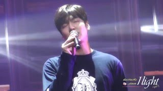 20160116 Minoz World Talk Concert  Lee Min Ho Song Collection