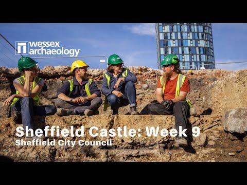 Sheffield Castle - Week 9