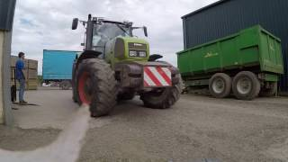 Farming in the UK- Helping on the spud farm-Farming 2016- filmed with GoPro
