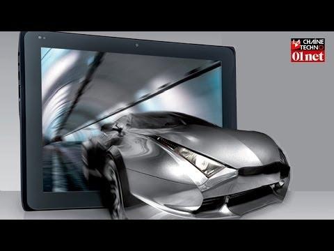 Une tablette 3D sans lunettes made in France