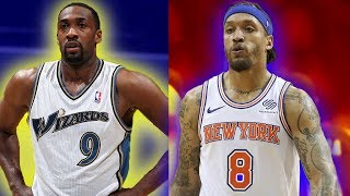 10 Greatest WASTED Potentials IN NBA History