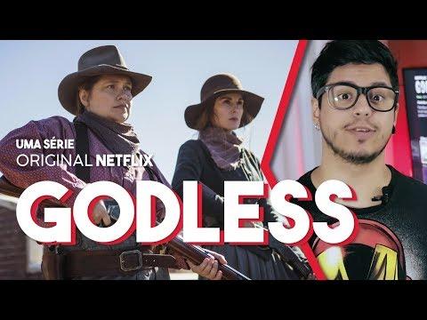 Download Youtube: GODLESS (Série Netflix) Primeiras impressões - Crítica Café Nerd