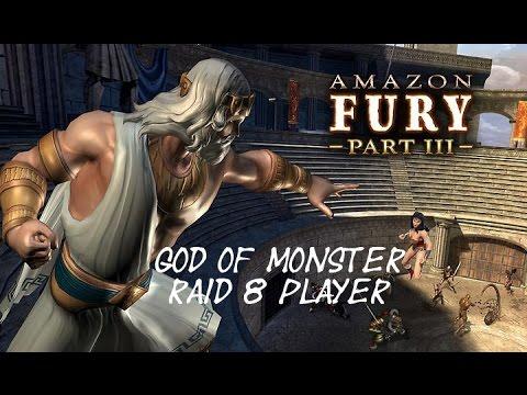 DCUO - GOD OF MONSTER 8 PLAYER! Episode 27! TEST SERVER