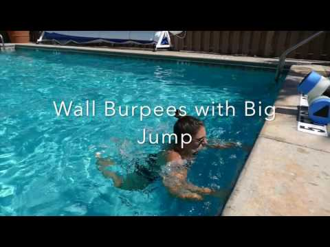 H3 New Pool Workout