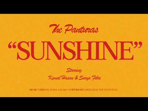 The Panturas - Sunshine (Official Music Video)