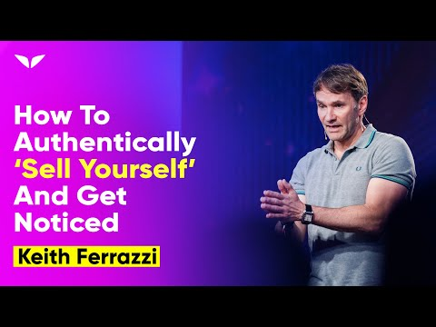 How To Deeply Connect With People And Grow a Powerful Network With Keith Ferrazzi