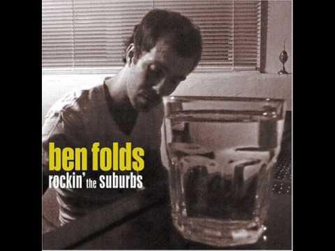 Gone- Ben Folds