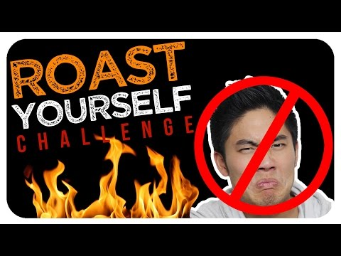 Thumbnail: Roast Yourself Challenge!