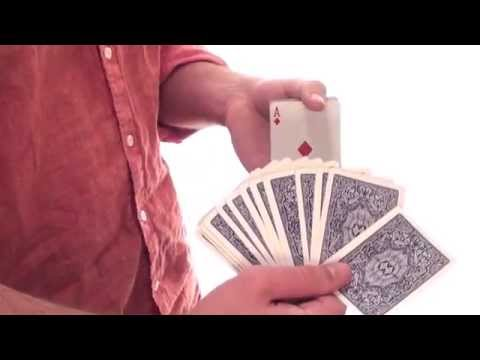 Sleight of Hand 101 | The Flutter Change (Intermediate)