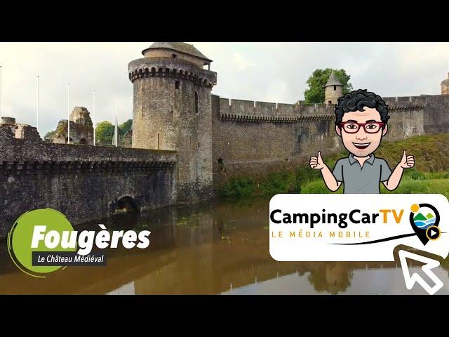 JT en camping-car N°165 - Fougères