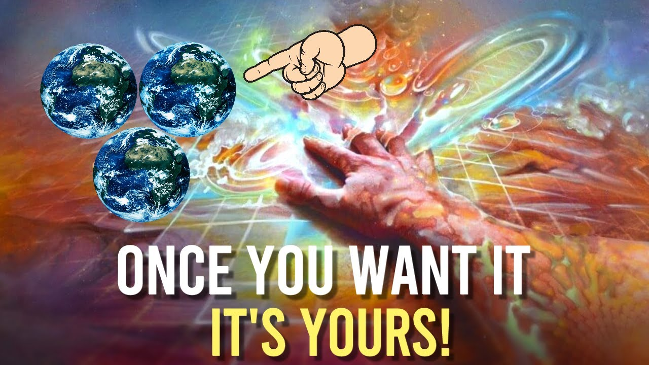 Law Of Attraction - IT'S ALREADY YOURS!