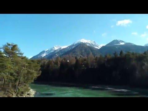 جولة في غابات النمسا / إمست   Tour in the forests of Austria / Imst