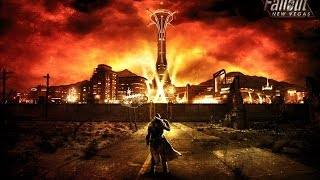 Fallout New Vegas. Игры и реальность - настоящие места, попавшие в игру.