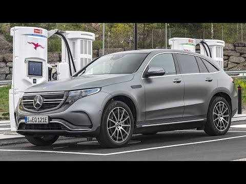 Mercedes-Benz EQC Review // The all-electric Mercedes is here.