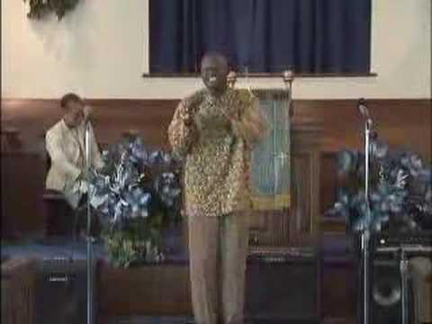 The Mid Georgia Fellowship Gospel Show 11-05-07 Part 1