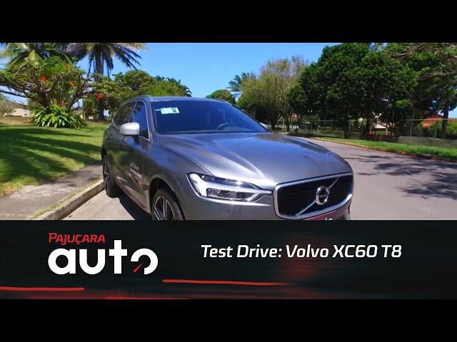 Test Drive: Volvo XC60 T8