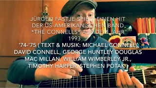 ´74-´75 (T.& M.: M.Connell,D.Connell,G.Huntley,D.M.Millan, W.Wimberley Jr,T.Harper,S.Potak) h.v.JF.