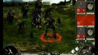 Disciples 2 - Undead Hordes vs Gallean's Beast