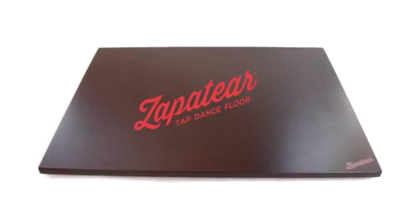 Beautiful Zapatear Estudio, Portable Tap Dance Floor
