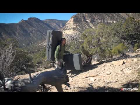 Real Dirtbag Climbing In The Utah Desert | 4th Day On, Ep. 4