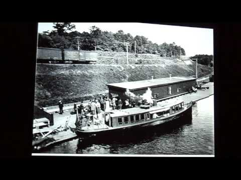 The Morris Canal at Lake Hopatcong - Martin Kane