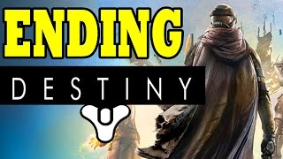 "Destiny: ending final boss - the heart of the black garden ""destiny all endings"""