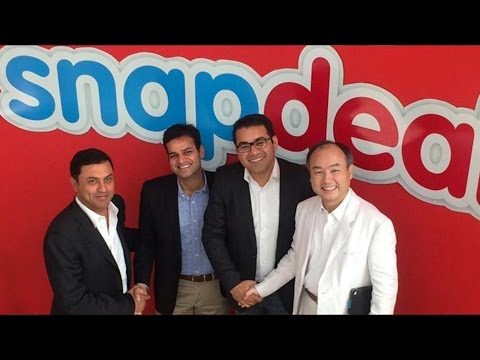 Snapdeal | Raises $500m From Foxconn, Alibaba, Softbank